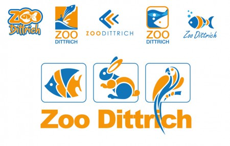 Logo Re-Design Zoo Dittrich